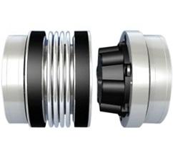 LC-F6胀紧型分离式波纹管联轴器