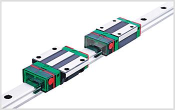 直线导轨|E2系列-自润式直线导轨